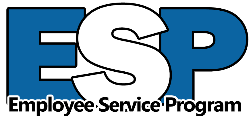 State of Michigan<br />Employee Service Program logo